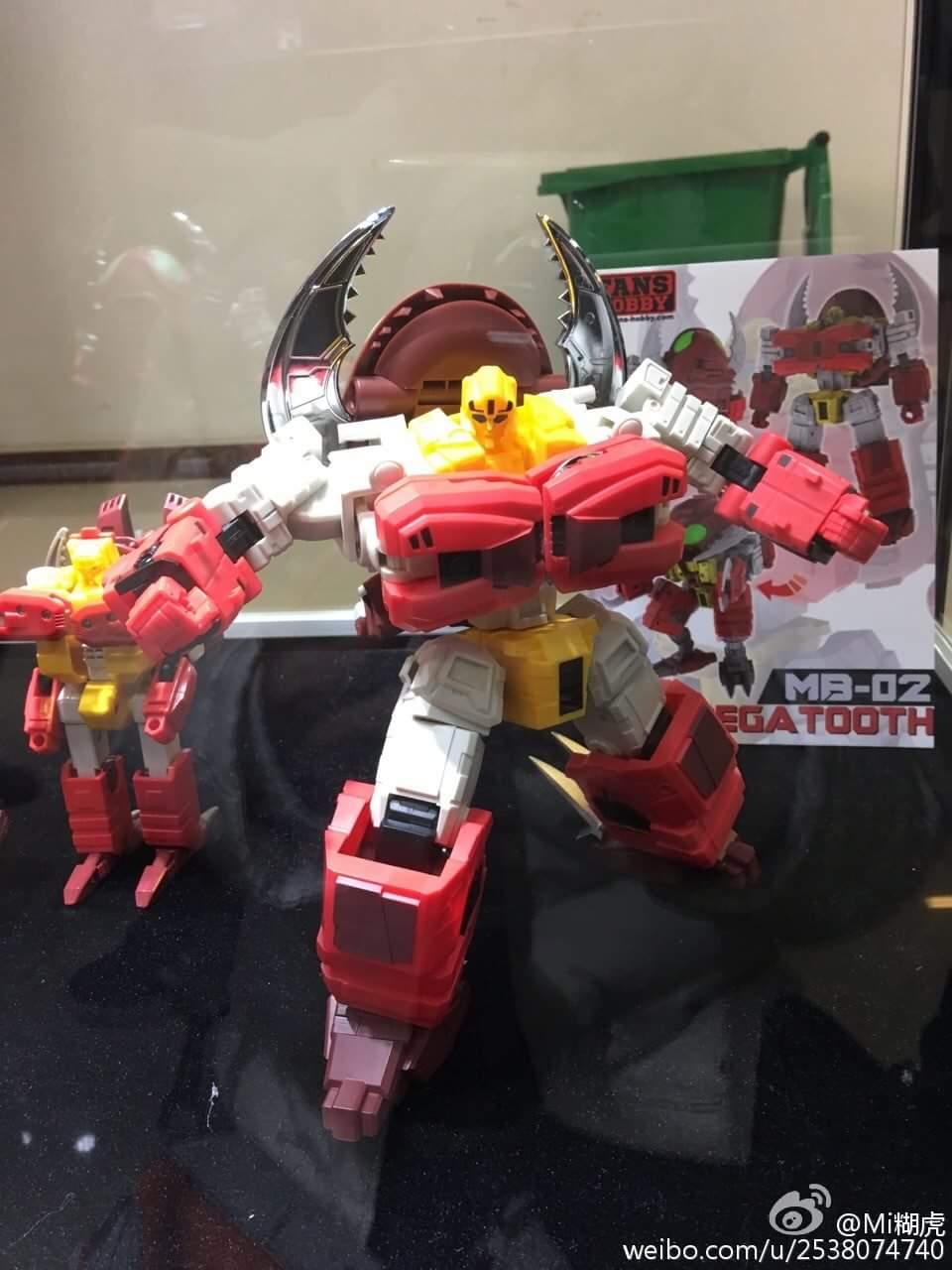 [FansHobby] Produit Tiers - Master Builder MB-02/03/05 - aka Monsterbots/Monstrebots O6A6Rv7Y
