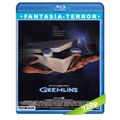 Gremlins (1984) BRRip 720p Audio Trial Latino-Castellano-Ingles 5.1