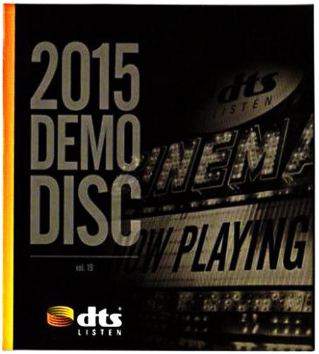 DTS Blu-ray Demo Disc Vol. 19 2015 1080p 3D AVC DTS-HD MA7.1