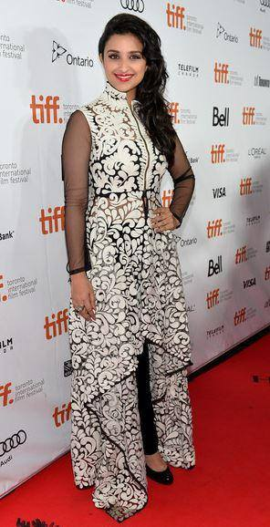 Parineeti Chopra Snapped At Toronto International Film Festival Abh58t40