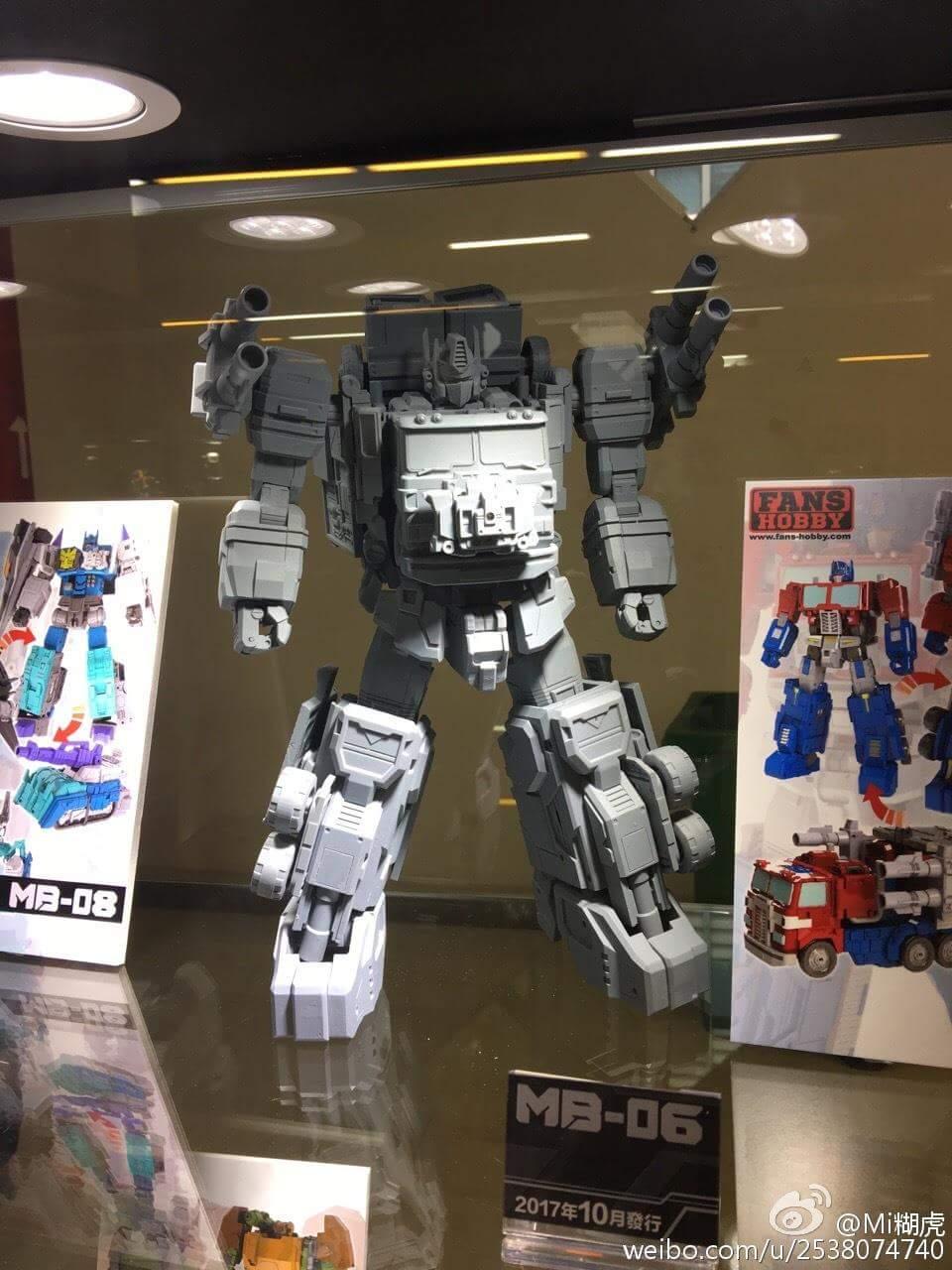 [FansHobby] Produit Tiers - MB-06 Power Baser (aka Powermaster Optimus) + MB-11 God Armour (aka Godbomber) - TF Masterforce UDcdnLKd