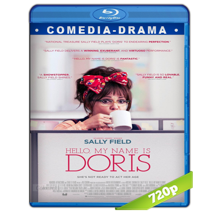 Hola Soy Doris (2015) HD720p Audio Trial Latino-Castellano-Ingles 5.1