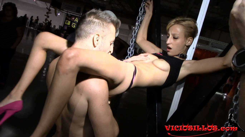 Irina vega y onix babe con espontaneo en el feda - 3 part 2