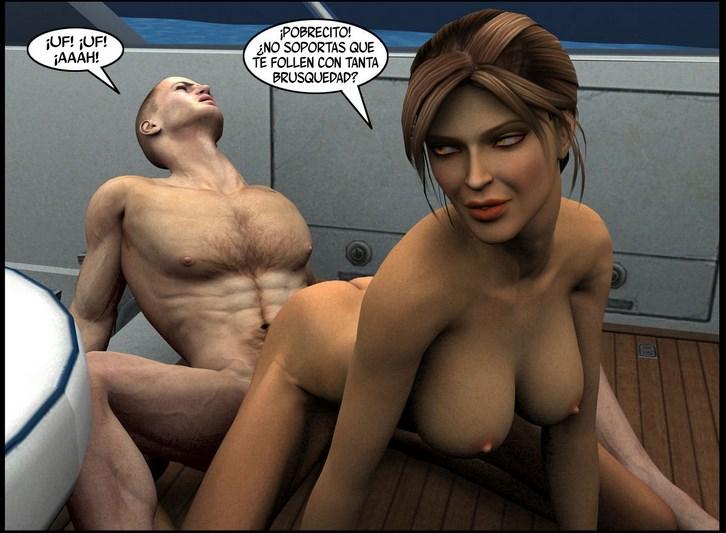 Croft porn lara