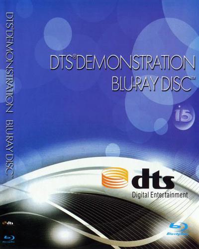 DTS Blu-ray Demonstration Disc 15 - 1080i Blu-ray AVC DTS-HD MA