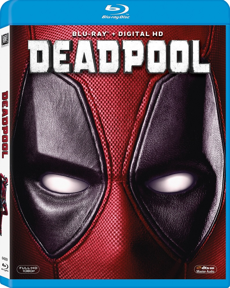 Deadpool (2016) 720p BluRay x264 [Dual-Audio][English DD 5.1 + Hindi DD 5.1] – Mafiaking – M2Tv 1Gb