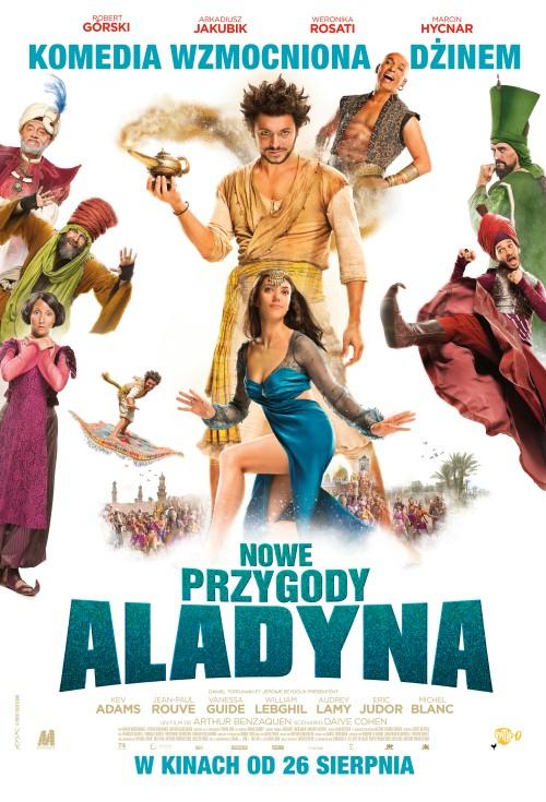 Nowe przygody Aladyna / Les nouvelles aventures d'Aladin (2015) PLDUB.480p.BRRiP.XViD.AC3-K12 / Dubbing PL