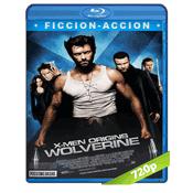 X-Men 4 Origenes Wolverine (2009) BRRip 720p Audio Trial Latino-Castellano-Ingles 5.1