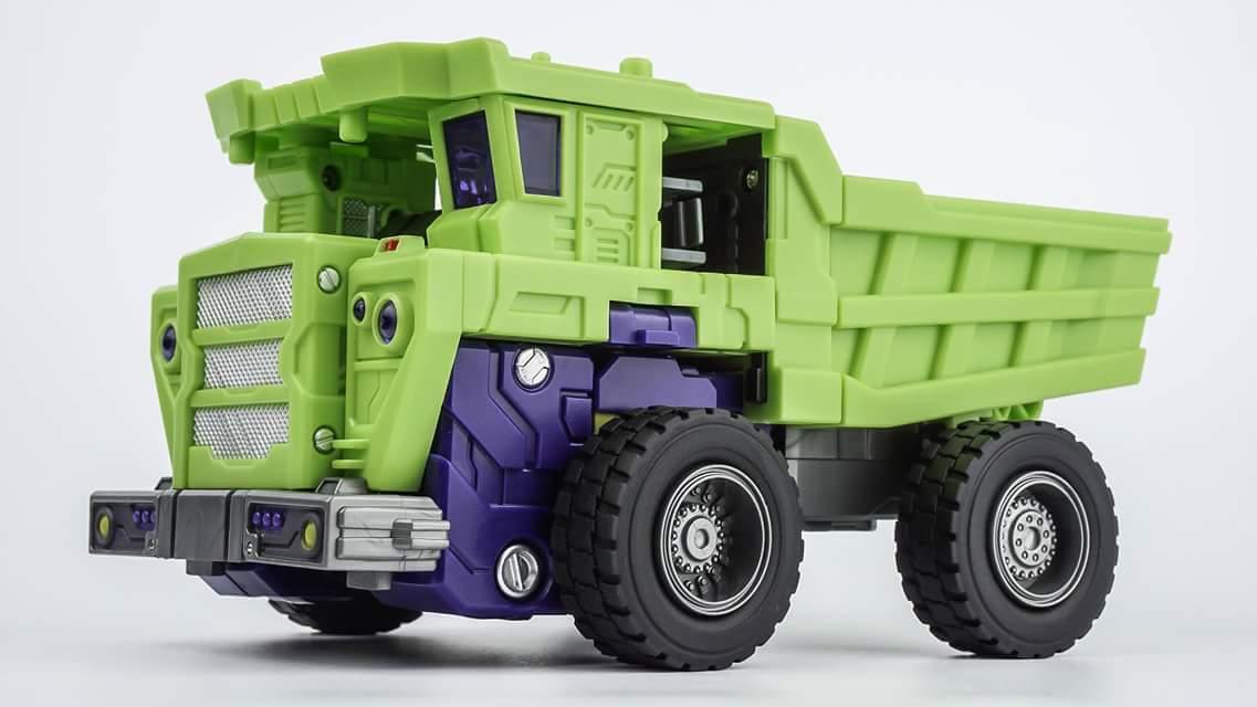 [Toyworld] Produit Tiers - Jouet TW-C Constructor aka Devastator/Dévastateur (Version vert G1 et jaune G2) - Page 6 XRafP3fM
