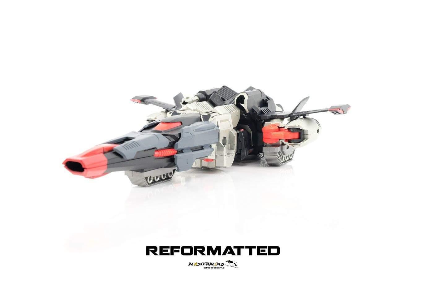 [Mastermind Creations] Produit Tiers - Reformatted R-28 Tyrantron - aka Megatron des BD IDW LcUPAlsK