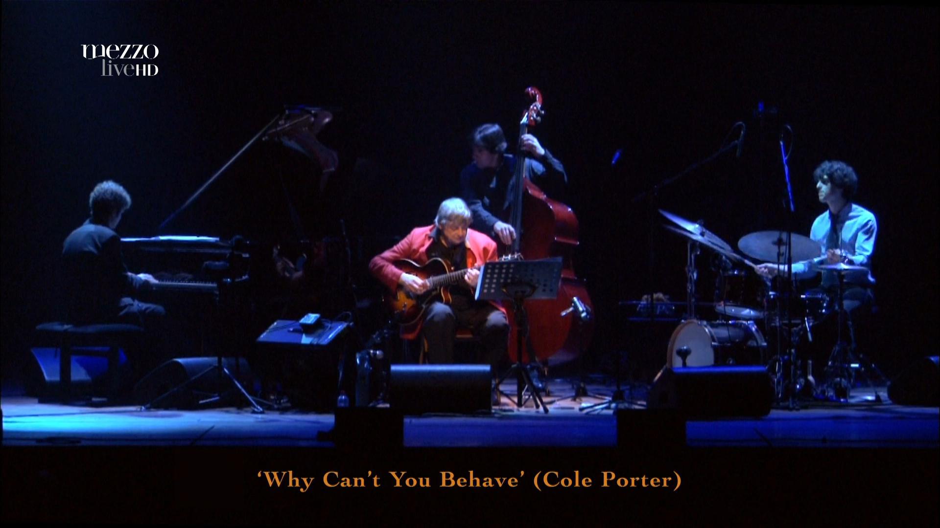 2012 Philip Catherine - 70th Birthday Tour - Skoda Jazz Festival [HDTV 1080i] 0