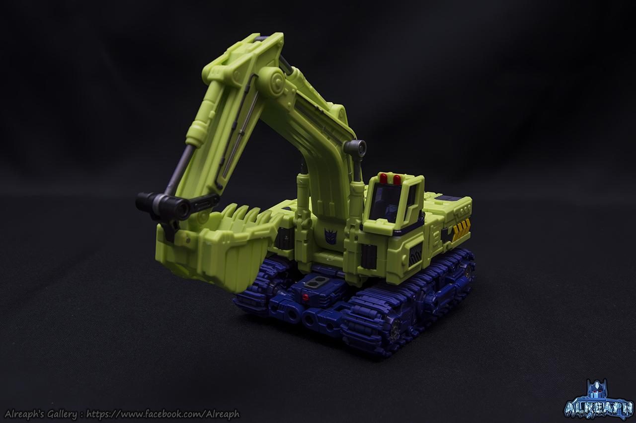 [Toyworld] Produit Tiers - Jouet TW-C Constructor aka Devastator/Dévastateur (Version vert G1 et jaune G2) - Page 7 5ePWSA3Z