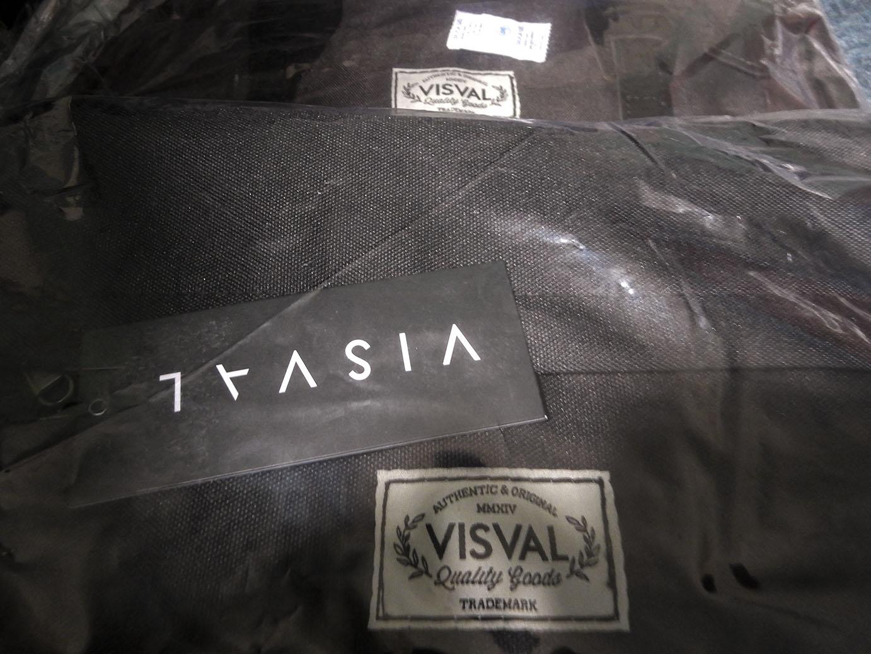 kiriman paket dari visval