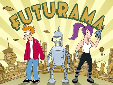 Futurama (1999) {SEZON 1} DUBBINGPL.DVDRip.XviD.AC3-Trutek122