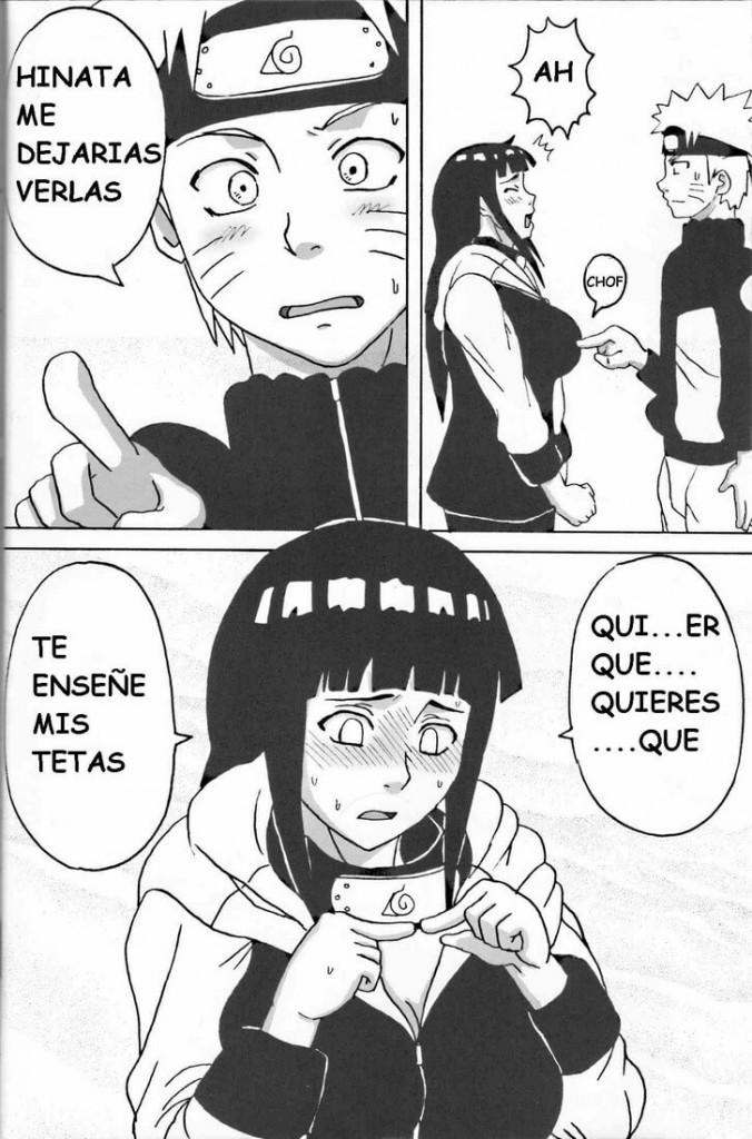 Naruto e Hinata XXX