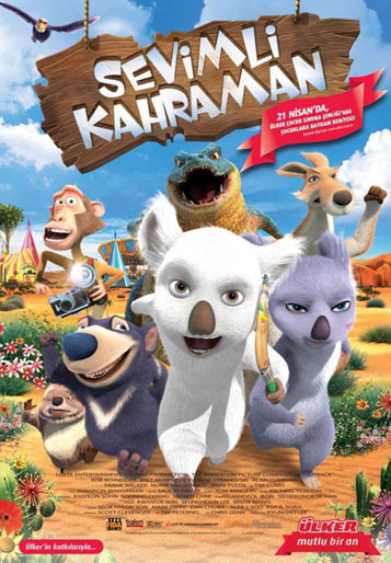 Sevimli Kahraman - The Outback - (2012) - BRRip XviD - Türkçe Dublaj