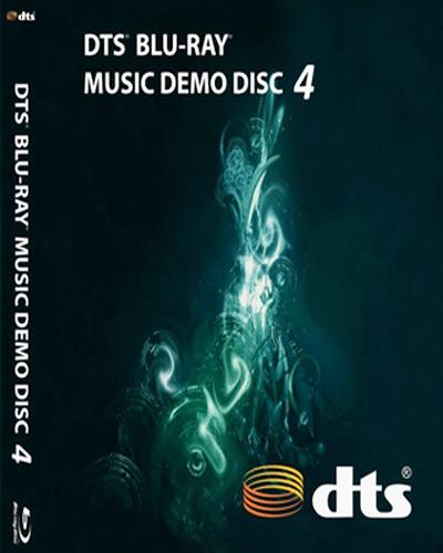 DTS Blu-Ray Music Demo Disc 4 (2013) 1080i MPEG-4 AVC HD MA