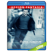 Bourne El Ultimatum (2007) HD720p Audio Trial Latino-Castellano-Ingles 5.1