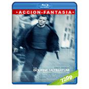 Bourne El Ultimatum (2007) HD720p Audio Trial Latino-Castellano-Ingles 5.1