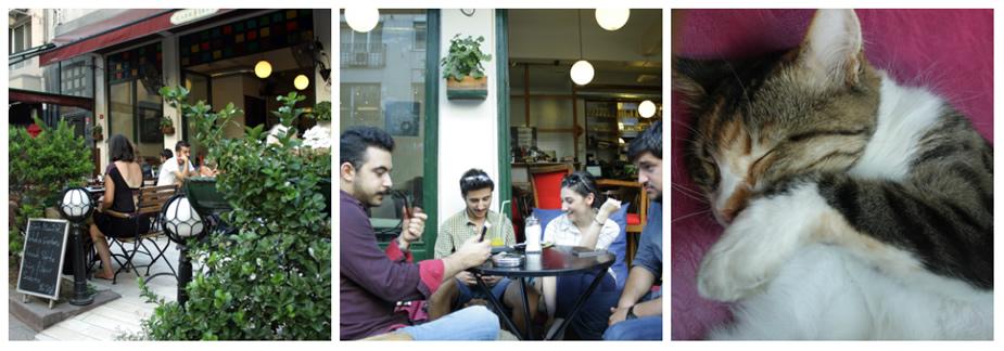 Firuz Café Istanbul
