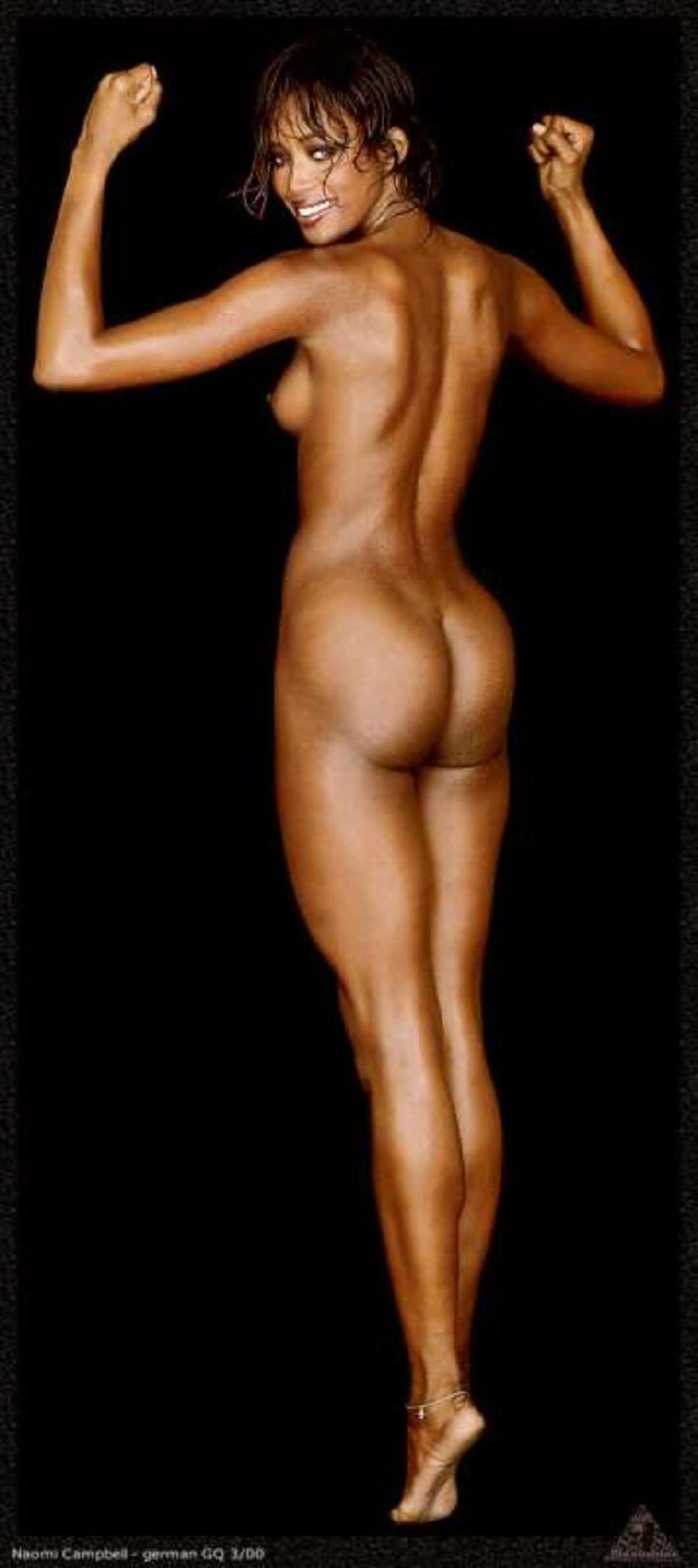 Модель наоми кэмпбелл фото порно