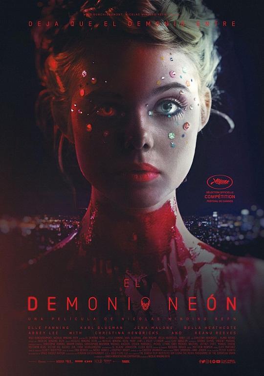 El Demonio Neon DVDRip Latino