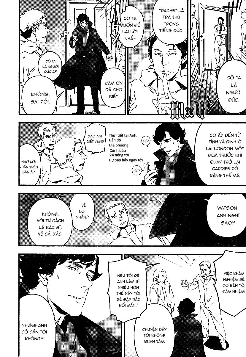 Thám tử Sherlock Holmes - Sherlock: Chapter 2
