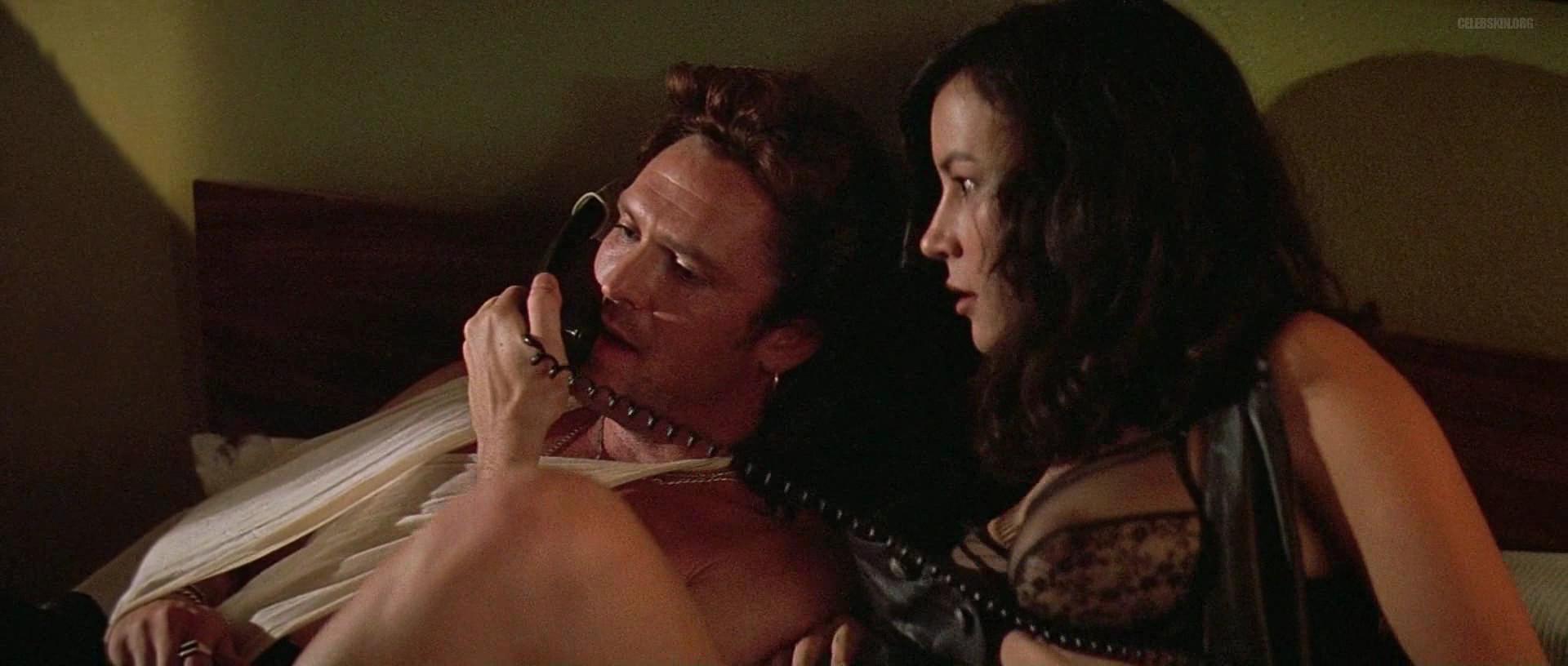 Jennifer Tilly The Getaway Sex Scene 41