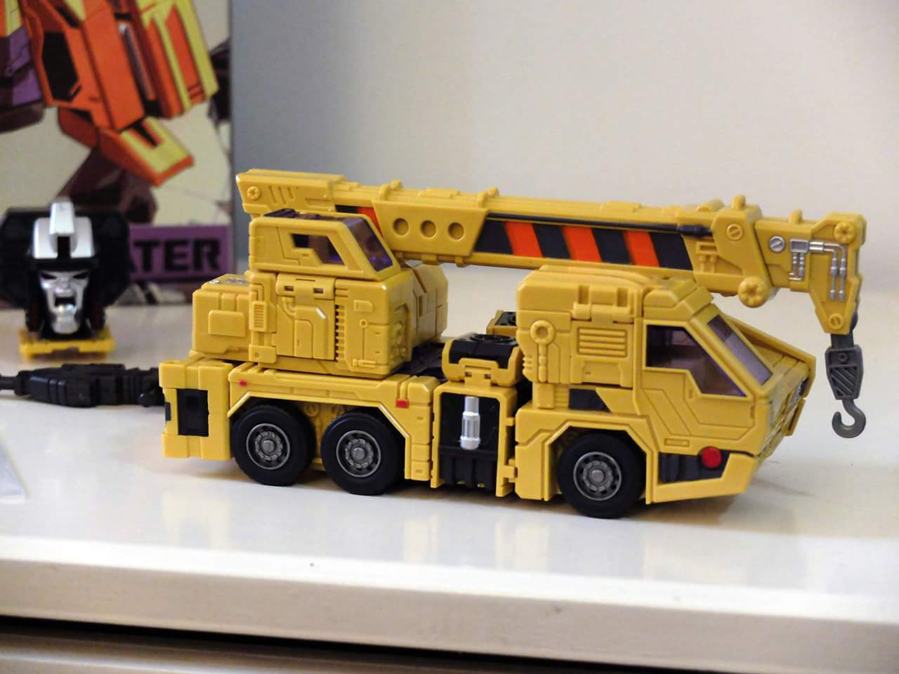 [Toyworld] Produit Tiers - Jouet TW-C Constructor aka Devastator/Dévastateur (Version vert G1 et jaune G2) - Page 8 QiL3gBsn