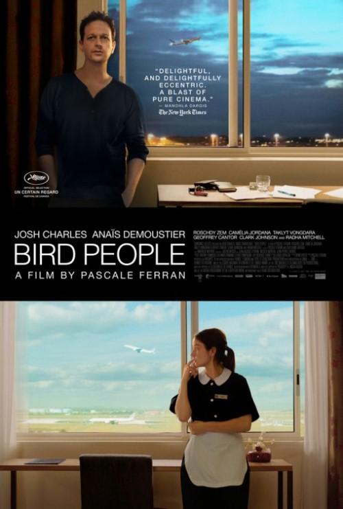 Ludzie Ptaki / Bird People (2014)  PL.WEB-DL.Xvid-NOiSE / LEKTOR PL