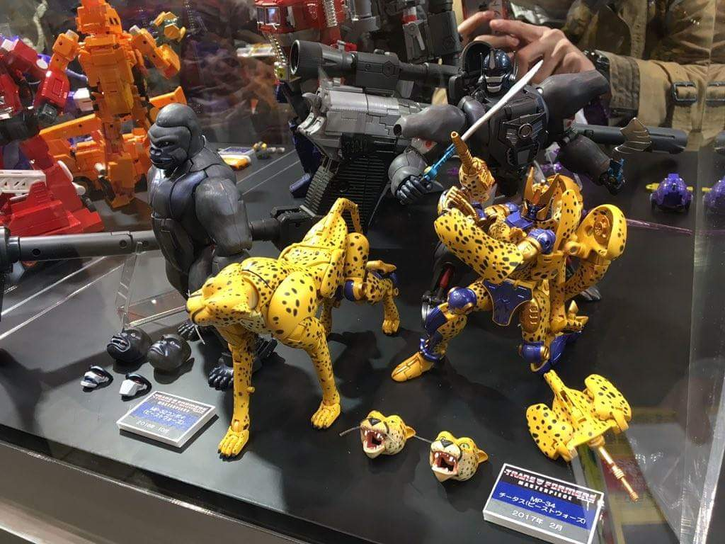 [Masterpiece] MP-34 Cheetor et MP-34S Shadow Panther (Beast Wars) - Page 2 JkRLx04Q
