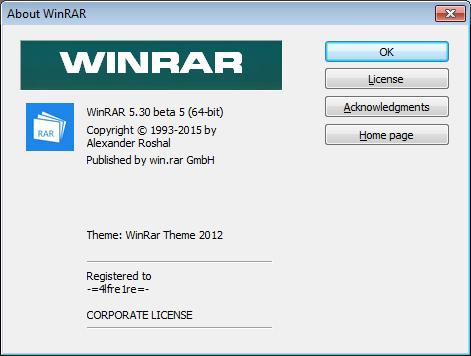 WinRAR 5.30 Beta 5   nsane.down