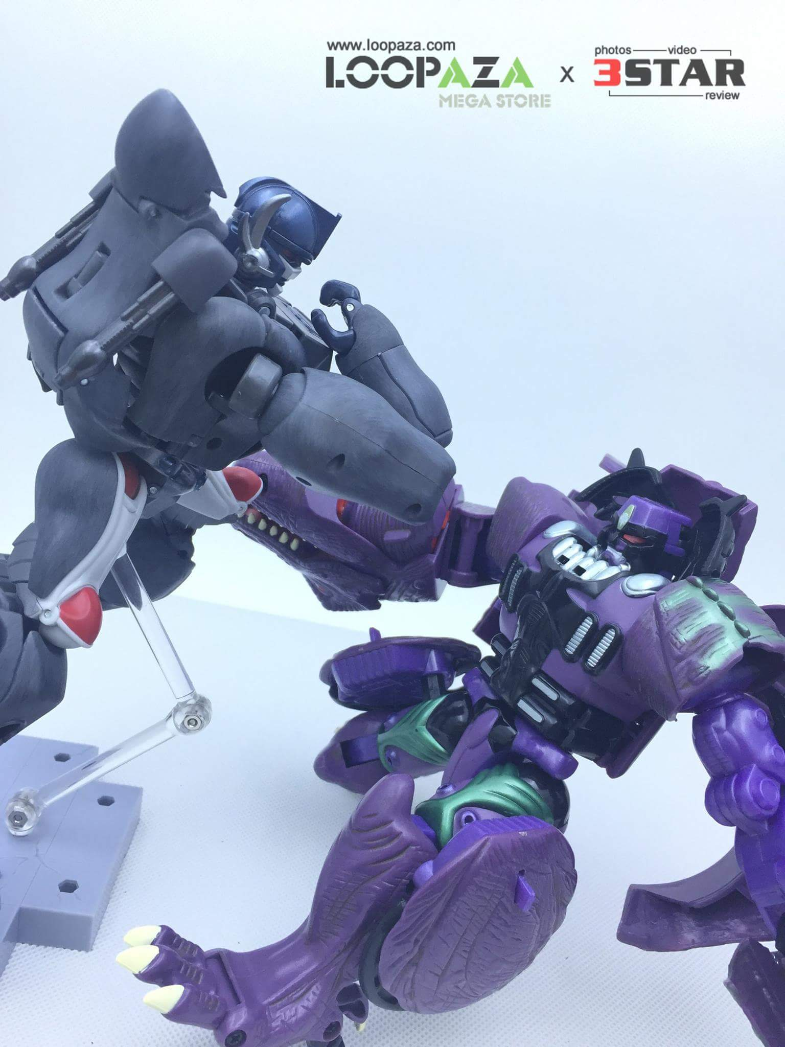 [Masterpiece] MP-32, MP-38 Optimus Primal et MP-38+ Burning Convoy (Beast Wars) - Page 3 QwlkyLbA