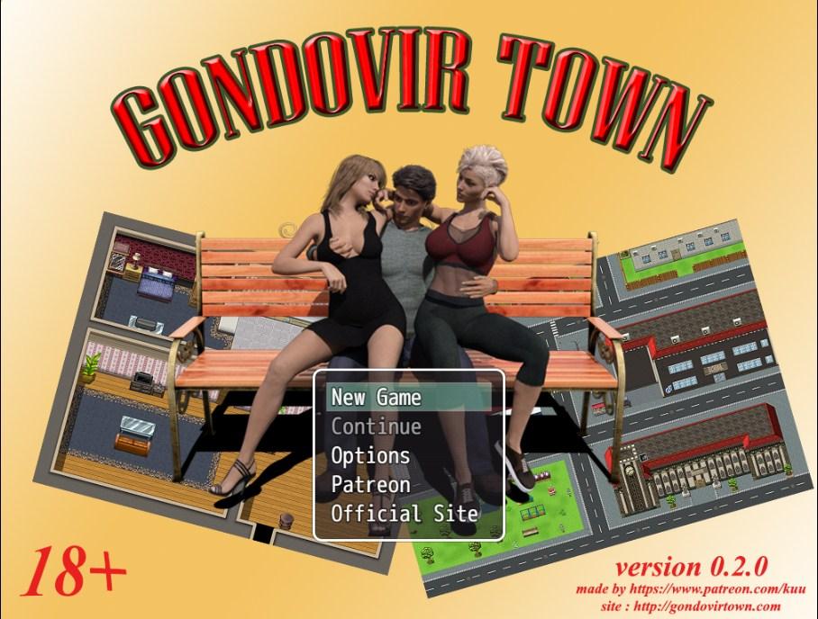 Gondovir Town - Version 0.2.01