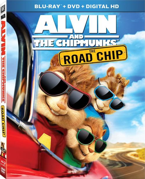 Alvinas ir burundukai. Didžioji kelionė / Alvin and the Chipmunks: The Road Chip (2015) [BDRip LT/EN/LTSubs] Animacinis / Nuotykių / Komedija