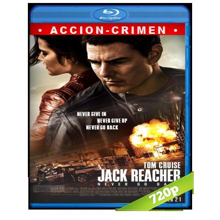 Jack Reacher 2 Sin Regreso 720p Lat-Cast-Ing 5.1 (2016)
