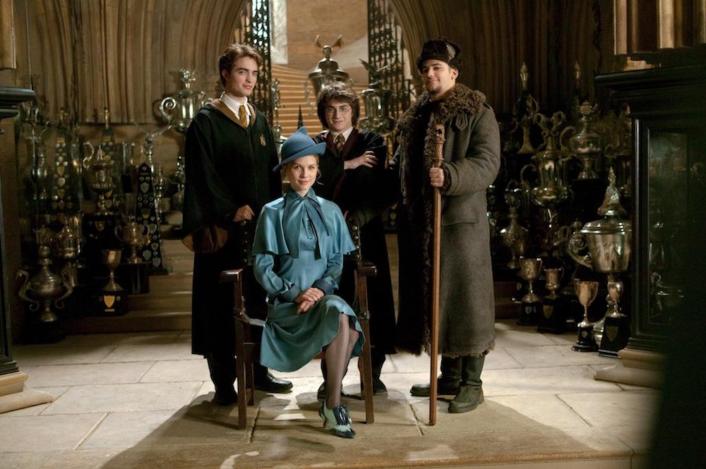 Blog robert pattinson en espa ol 2 nuevos viejos stills - Harry potter et la coupe de feu cedric diggory ...