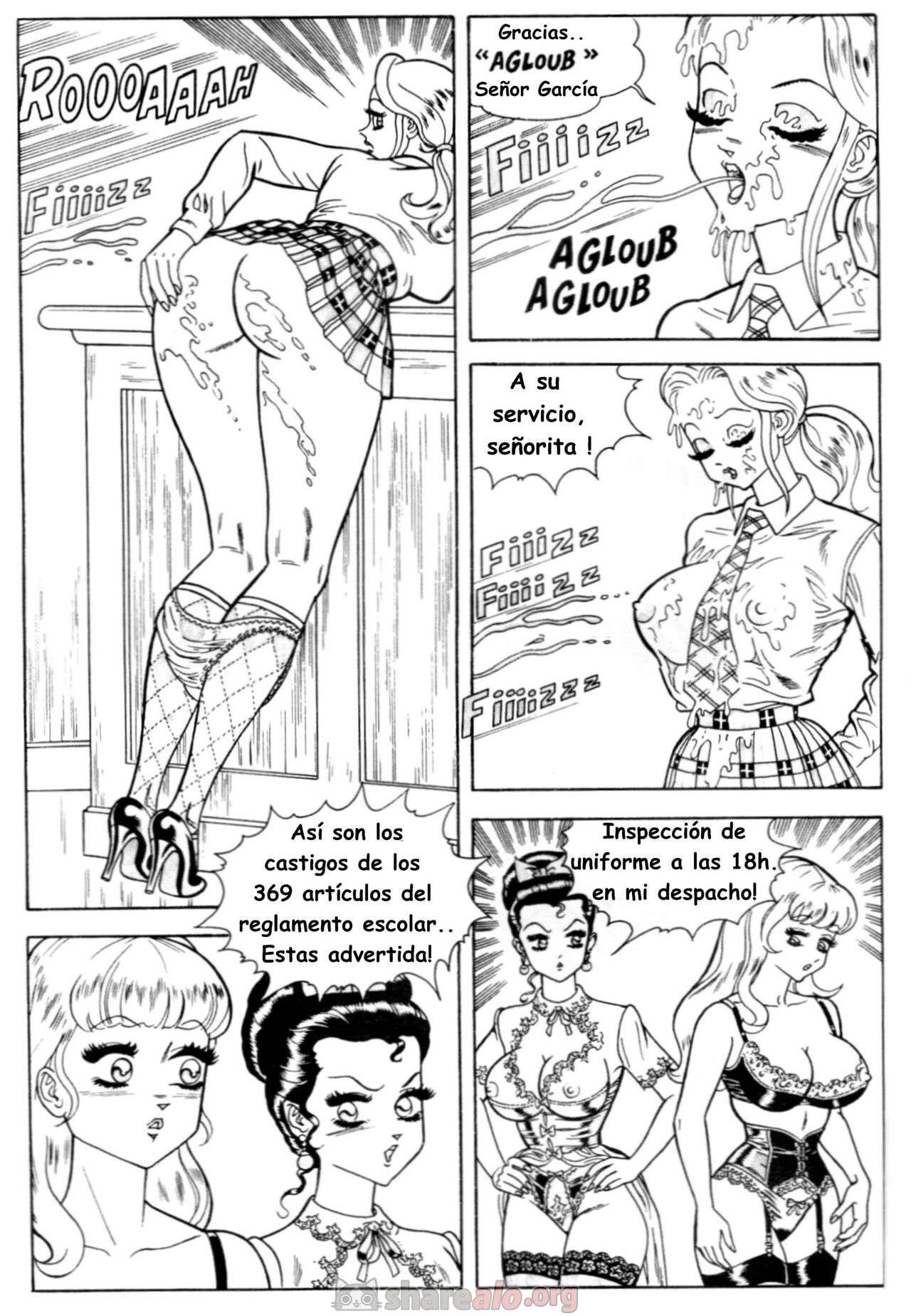 [ Escuela de Señoritas (Jardín de Rosas Manga Hentai) ]: Comics Porno Manga Hentai [ 73FiDt0u ]