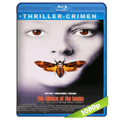 El Silencio De Los Inocentes (1991) BRRip Full HD1080p Audio Trial Latino-Castellano-Ingles 5.1