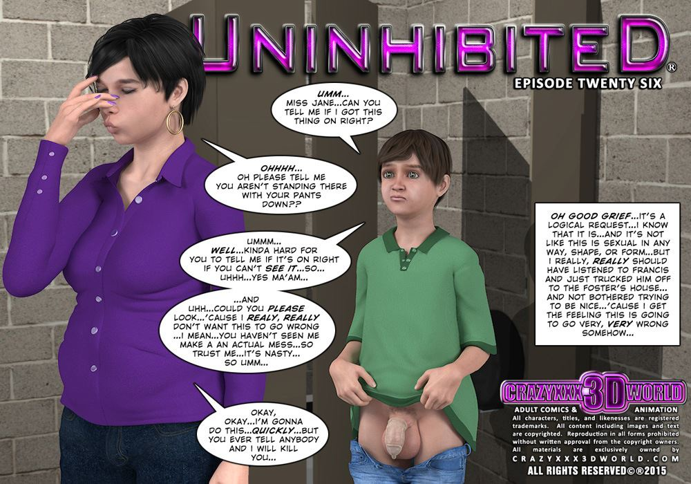 3d comic uninhibited episode 14 8