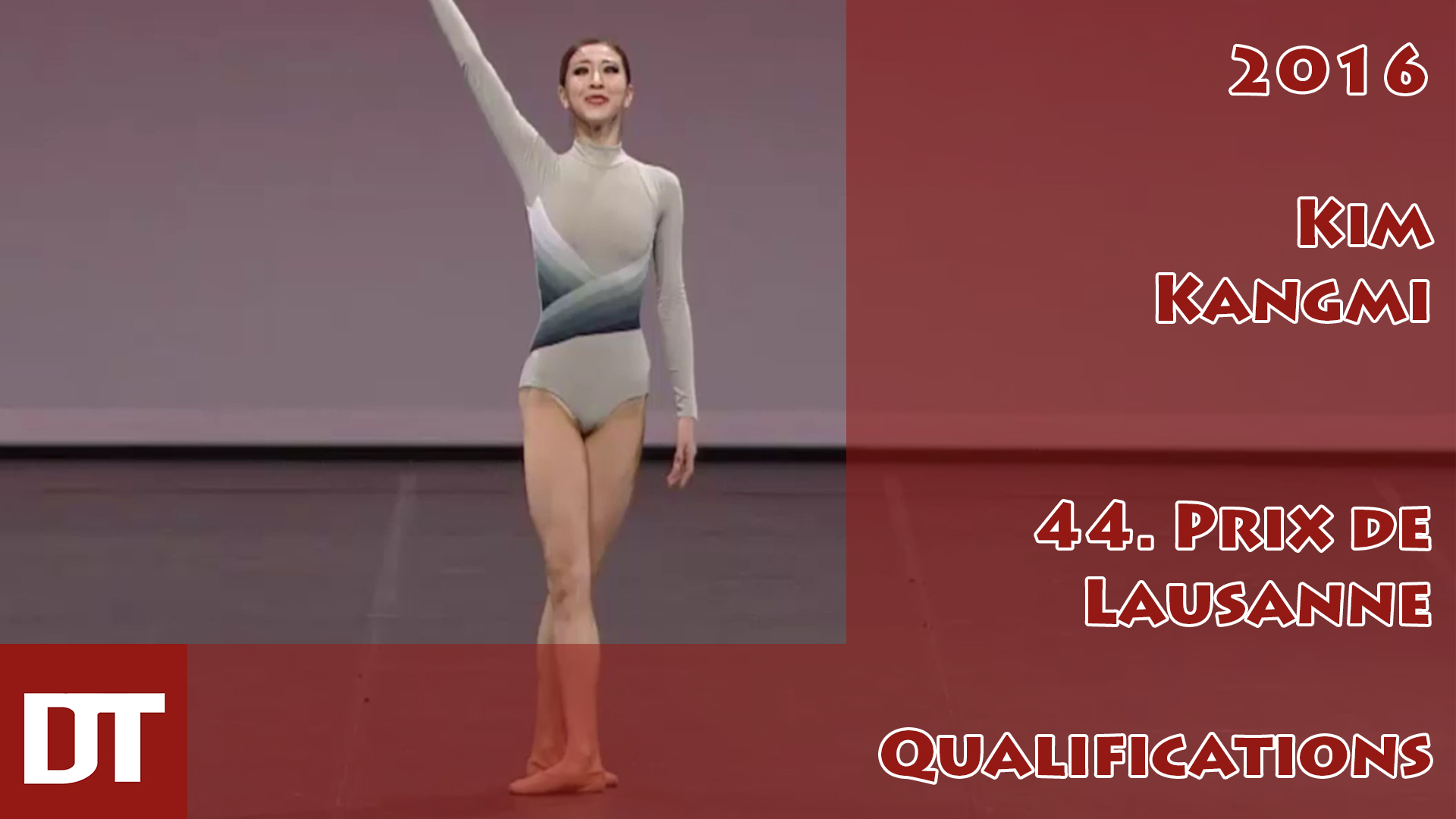 2016 – Kim Kangmi – 44. Prix de Lausanne – Qualifications
