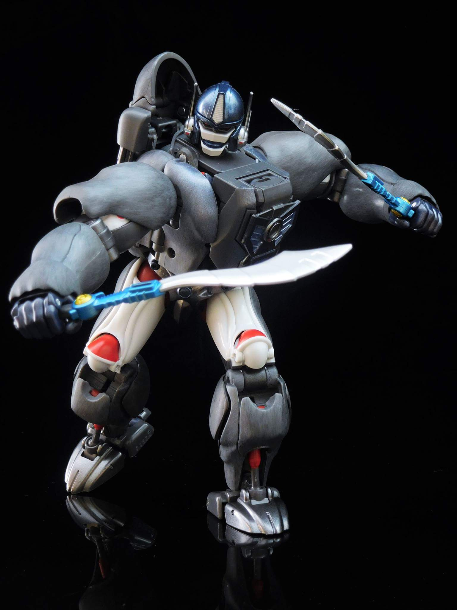 [Masterpiece] MP-32, MP-38 Optimus Primal et MP-38+ Burning Convoy (Beast Wars) - Page 3 7rzWdzuy