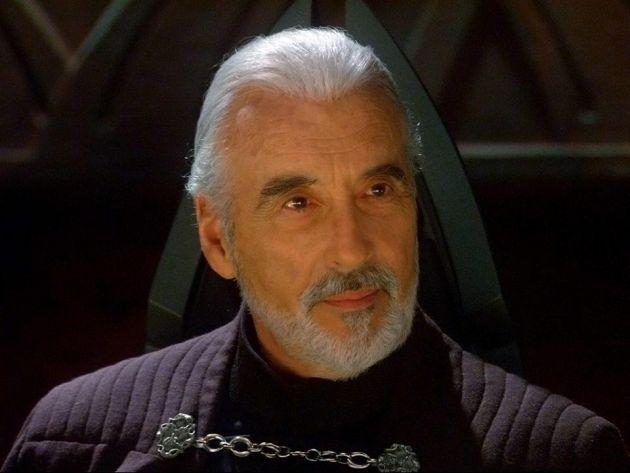 11 Datos curiosos sobre el conde Dooku de Star Wars
