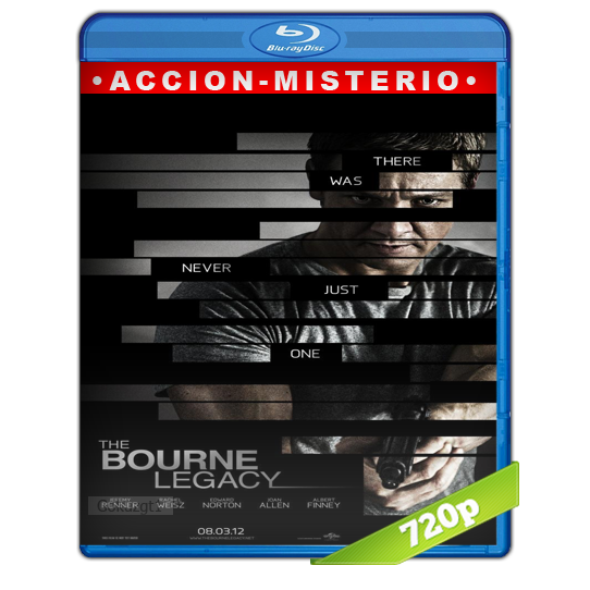 descargar El Legado Bourne HD720p Audio Trial Latino-Castellano-Ingles 5.1 (2012) gartis