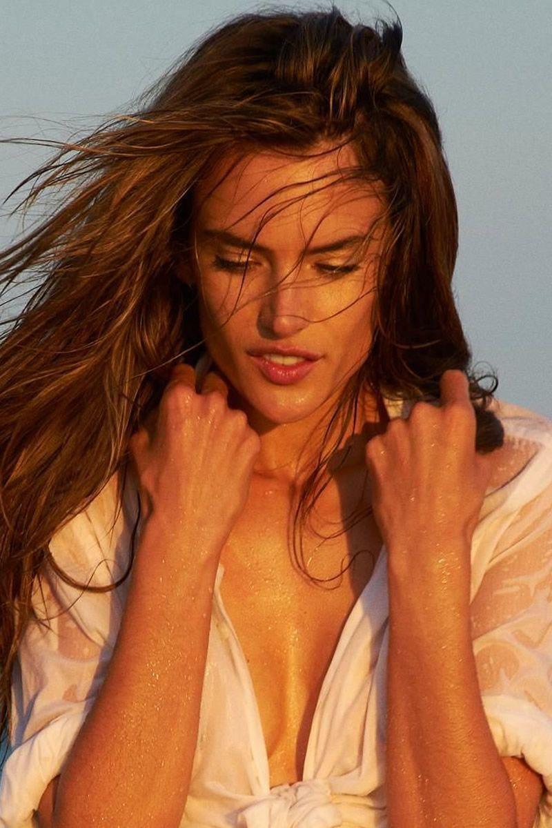 Alessandra Ambrosio in Made in Brazil magazine AbiNvrET