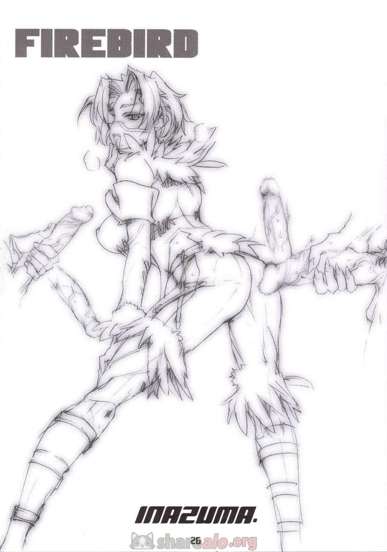 Hentai Manga Porno Firebird (Soulcalibur): ZWcxbM4G