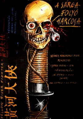 Obraz Plakat węgierski
