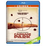 Carnage Park (2016) BRRip 720p Audio Ingles Subtitulada 5.1