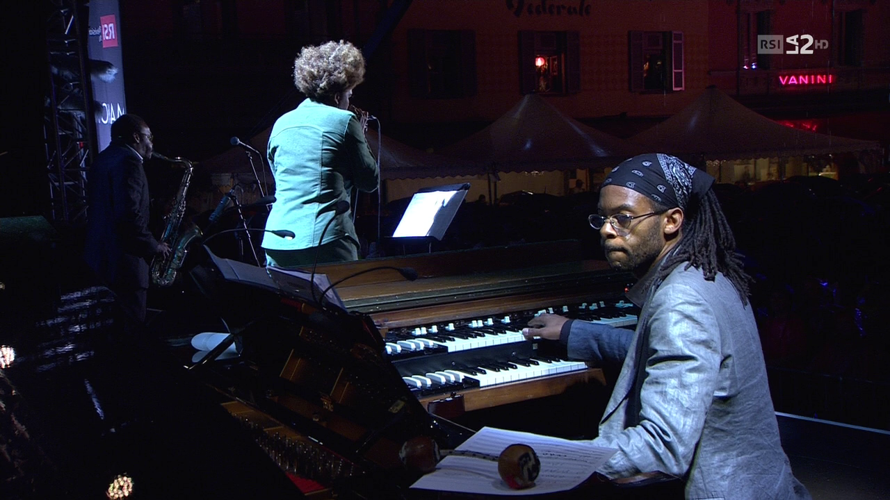 2012 David Murray Big Band & Macy Gray - Estival Jazz Lugano [HDTV 720p] 2