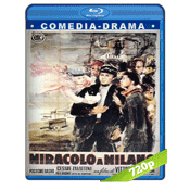 Milagro En Milan (1951) BRRip 720p Audio Castellano 5.1